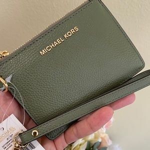 New Michael Kors small coin card holder purses